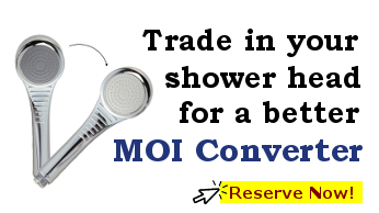 Shower head trade-in