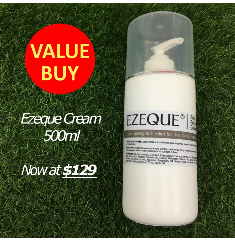 Ezeque Cream 500ml