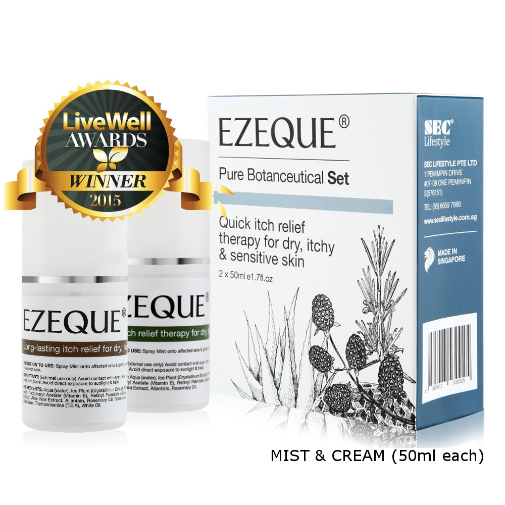 EZEQUE Pure Botanceutical Set